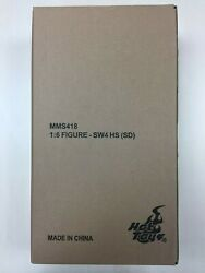 Hot Toys Mms 418 Star Wars New Hope Han Solo Stormtrooper Disguise Version New