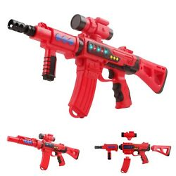 Kids Toy Take Apart Gun With Lights And Sounds Magnetic Assembly 28 Builds Tc-20