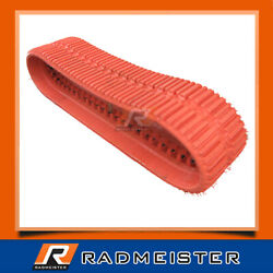 Non Marking Rubber Track Gehl Ctl80 Ctl85, Mustang Mtl25 Mtl325 - 450x100x50
