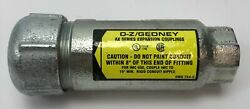 O-z Gedney Ax Series Expansion Coupling Dwg 754-q