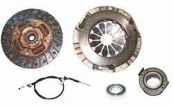 For Suzuki Splash Clutch Kit Including Clutch Cover Plate Bearing And Cable S2u