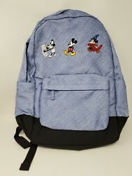 🔥DISNEY Store BACKPACK Adults MICKEY MOUSE THROUGH THE YEARS New with Tag🔥 $26.00