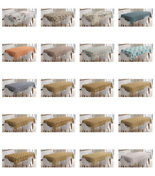Ambesonne Vintage Classic Tablecloth Table Cover For Dining Room Kitchen