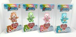 Worlds Smallest Care Bears Series 2 Plush Luck Love-a-lot Tender Heart Wish