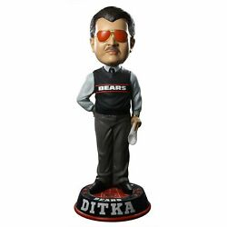 Mike Ditka Chicago Bears 36 Inches Tall 3 Foot Bobblehead Nfl