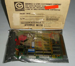 Gidding And Lewis Electronics 502-02998-22 Circuit Board 5020299822 2k Cmos New