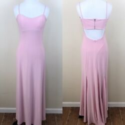 Jump Apparel Prom Homecoming Pink Gown Size 34