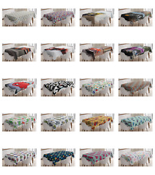 Ambesonne Car Theme Tablecloth Table Cover For Dining Room Kitchen