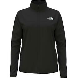 The North Face Women#x27;s TKA Glacier Full Zip Jacket TNF Black $69.00