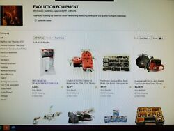 Ebay Store Evolution_Equipment Electrical Mechanical Tools and Supplies