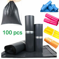 Multicolor Self Sealing Shipping Mail Bags 6080 5070 -1730cm Lot Size Choose