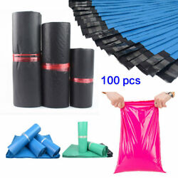 Self Stickiness Sealing Plastic Mail Pack Shipping Color Bags 17/20/30/70/80cm