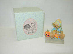 Cherished Teddies Janina Light Up Your Halloween With Fun Bear Witch