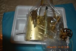 Hermle Grandfather Clock Movement 1161-853 114 Cm With Night Off