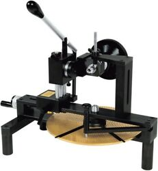 Bergeon Gear-wheel And Pinion Cutting Machine 6580-2000 For Project