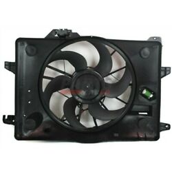 New Radiator Fan Shroud Assembly Fits 2000-02 Ford Crown Victoria 1w1z 8c607-aa