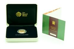 Great Britain 2020 Withdrawal From The Eu Strike On The Day Sovereign Gold Coin