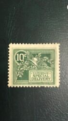 E 7 Us Special Delivery 10 Cent Stamp
