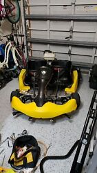 2 Seater Go Kart 9hp Lifan Engine Fast