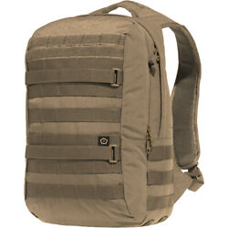 Pentagon Leon 18hr Backpack Molle Tactical Military Bag Travel Hydration Coyote