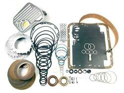 4L60E Transmission Master Rebuild Kit w Exedy Clutches Red HD 2 4 Band 1993 03 $214.80