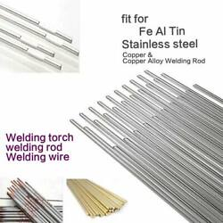 Easy Melt Welding Rods Low Temperature Aluminum Wire Brazing Flux Cored Lot