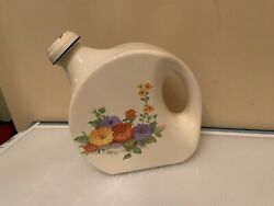Universal Cambridge Refrigerator Pitcher With Cork Stopper Large