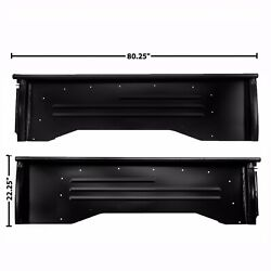 1955 1956 1957 1958 1959 Chevy Truck Bedside Panel Shortbed Pair Right And Left