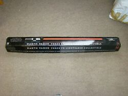 Star Wars Darth Vader Force Fx Lightsaber Collectible Master Replicas Sw-218