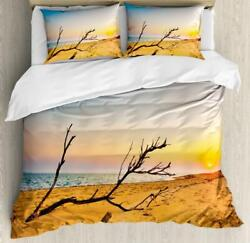 Driftwood Duvet Cover Set Twin Queen King Sizes With Pillow Shams