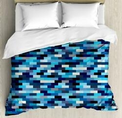 Ethnic Geometry Duvet Cover Set Twin Queen King Sizes With Pillow Shams