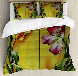 Romance Duvet Cover Set Twin Queen King Sizes With Pillow Shams