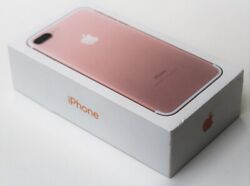Apple Iphone 7 Plus 32gb Rose Gold Verizon 4g Lte Smartphone New Other Sealed