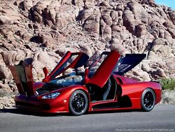 Ssc Ultimate Aero V5 Sport Speed Luxury Race Car Poster Or Canvas Premium A4-a0