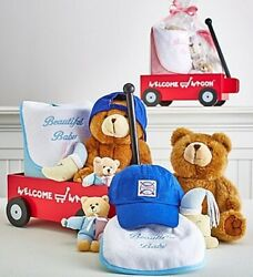 Hello Baby Welcome Wagon-boy Or Girl Infant Toys Shower Party Cute Memorable