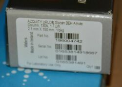 New In Box Waters Acquity Uplc Glycan Beh Amide 2.1mm X 150mm Column 186004742