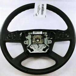 Freightliner/ Western Star Steering Wheel W/o Center Cover Damaged - P/n A14-1