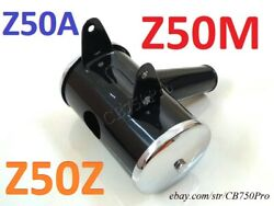 Honda Mini Trail Z50m Z50 A Z50z Air Cleaner And Side Cover Monkey Air Filter Box.