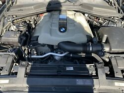 Bmw E63 645ci N62b44a 4.4i Engine Starts And Runs Perfectly Rebuilt 2018 Cost Andpound2k