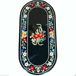 Marble Handmade Table Antique Elite Furniture Rare Inlay Mosaic Home 917
