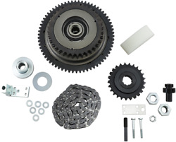 Belt Drives Primary Chain Drive Kit With Ball-bearing Lockup Clutch