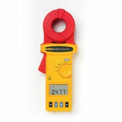 Fluke 1630 Earth Ground Clamp Meter New F1630 Free Shipping