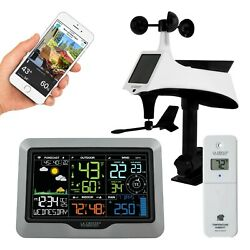 V40A PRO La Crosse Technology Professional Remote Monitoring Weather Station