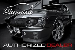 For Jeep Grand Cherokee 14-19 Sherman Rear Bumper Step Pad Surround Molding