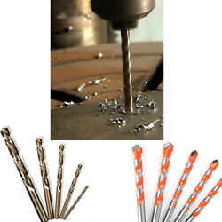 Electric Overlord Drill Bit For Masonary Concrete Brick 6/8/10/12mm Alloy Steel