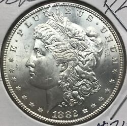 1882-p Vam Proof Like  Morgan Dollar  L@@k At Pictures 1855