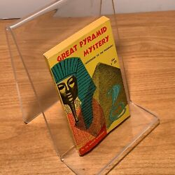 Great Pyramid Mystery Messenger to the Pharaoh by DeWolfe Morgan 1963 Paperbc $1.99