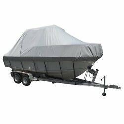 Carver Performance Poly-guard Specialty Boat Cover For 26.5' 90026p-10