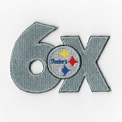Pittsburgh Steelers Ix Iron On Patches Embroidered Patch Applique Badge Emblem