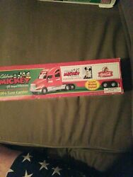 Coca Cola Mickey Mouse 2004 Truck Tour Carrier 75 Inspearations Mickey Statue